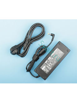 Блок питания (зарядка) для ноутбука Acer 120 Ватт (19V/6.32A) 5.5*1.7мм