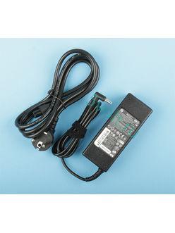 Блок питания (зарядка) для ноутбука HP 90 Ватт (19.5V/4.62A) 4.5*3.0мм