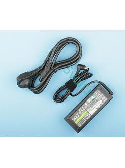 Блок питания (зарядка) для ноутбука Sony 90 Ватт (19.5V/4.7A) 6.5*4.4мм