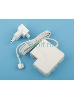 Блок питания (зарядка) для Macbook Air 45 Ватт (14.85V/3.05A) Magsafe2 (после 2013)