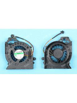 Вентилятор, кулер для ноутбука HP DV7, DV7-6000 серии