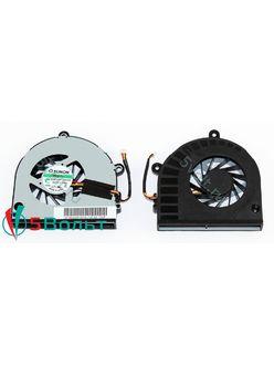 Вентилятор, кулер для ноутбука Toshiba Satellite C660, C660D
