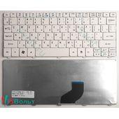 Клавиатура для EMachines 350, eM350 белая