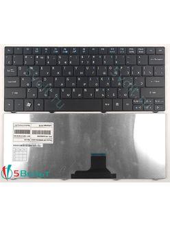 Клавиатура для ноутбука Acer Aspire One 1410, 1425, 1430 черная