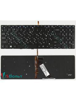 Клавиатура для ноутбука Acer Aspire M3-581, M5-581, V5-571 с подсветкой