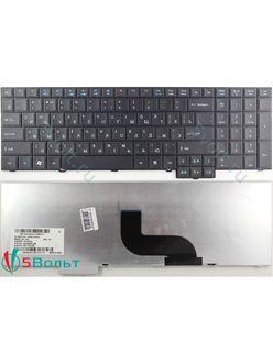 Клавиатура для ноутбука Acer TravelMate 5760G, 5760, 5760Z черная
