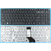 Клавиатура для Acer Aspire E5-532, E5-532G черная