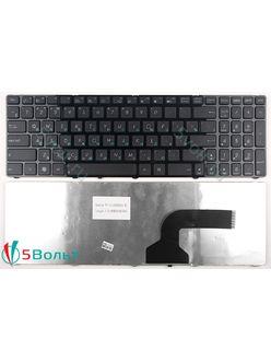 Клавиатура для ноутбука Asus A52, A53, A54 черная