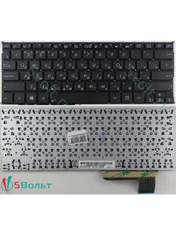 Клавиатура для ноутбука Asus VivoBook S200e, X201e, X202e черная