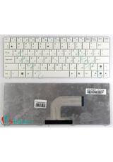 Клавиатура для Asus N10, EeePC 1101HA белая