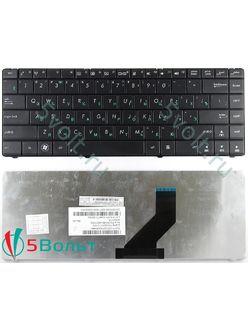 Клавиатура для ноутбука Asus K45D, K45Dr черная
