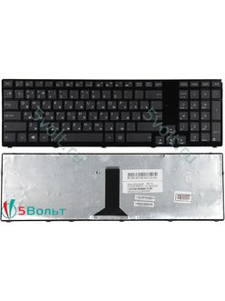 Клавиатура для ноутбука Asus K95V, K95Vb, K95Vj, K95Vm черная