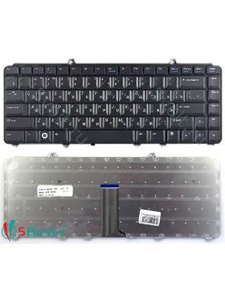 Клавиатура для ноутбука Dell Vostro 1400, 1500 черная