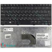 Клавиатура для Dell Inspiron Mini 1012, 1018 черная