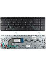 Клавиатура для HP Pavilion 15, 15-e000 серии черная