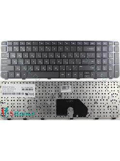 Клавиатура для ноутбука HP Pavilion DV6, DV6-6000 серии, HP DV6 черная