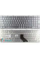 Клавиатура для HP Pavilion DV7, HP DV7, DV7-1000 серии серебристая