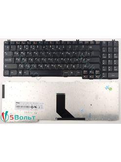 Клавиатура для ноутбука Lenovo G550, G555 черная