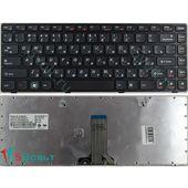 Клавиатура для Lenovo B480, B485, Z380 черная