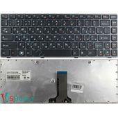 Клавиатура для Lenovo B470, B475 черная