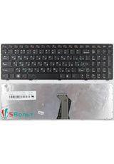 Клавиатура для Lenovo V570, V575 черная