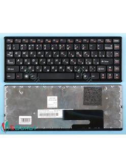 Клавиатура для ноутбука Lenovo IdeaPad U260 черная