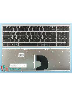Клавиатура для ноутбука Lenovo IdeaPad Z500 с подсветкой