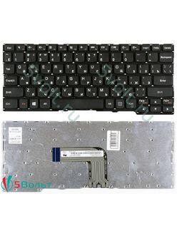 Клавиатура для ноутбука Lenovo Yoga 2 11 черная