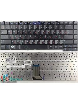 Клавиатура для ноутбука Samsung R58, R60, R70 черная