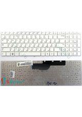 Клавиатура для Samsung 300V5A белая