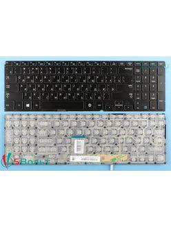 Клавиатура для ноутбука Samsung 700Z5B, NP700Z5B черная