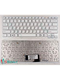 Клавиатура для ноутбука Sony Vaio VPCCW, VPC-CW серии белая