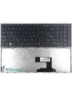 Клавиатура для ноутбука Sony Vaio VPCEL, VPC-EL серии черная