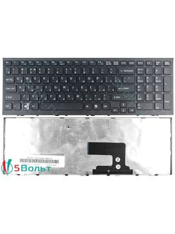 Клавиатура для ноутбука Sony Vaio VPCEE, VPC-EE серии черная