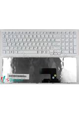 Клавиатура для Sony VPCEE, VPC-EE серии белая