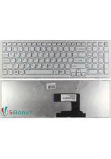 Клавиатура для Sony VPCEL, VPC-EL серии белая