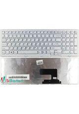 Клавиатура для Sony PCG-71912v белая