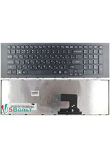 Клавиатура для Sony PCG-91312V черная