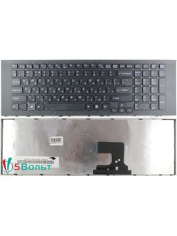 Клавиатура для ноутбука Sony PCG-91212V черная