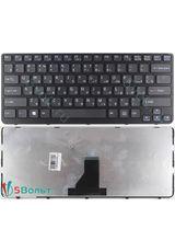 Клавиатура для Sony SVE1411E1R, SVE1412E1R, SVE1413E1R черная