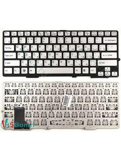 Клавиатура для ноутбука Sony Vaio SVS1311L9R, SVS1313M1R, SVS131C1DV серебристая