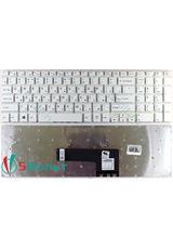 Клавиатура для Sony Vaio SVF152A29V белая