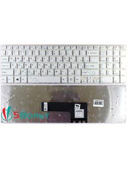 Клавиатура для ноутбука Sony Vaio Fit SVF1541 серии белая