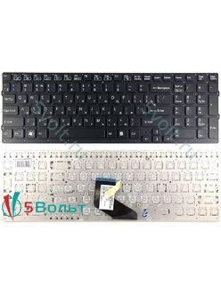 Клавиатура для ноутбука Sony Vaio VPC-F23 серии черная