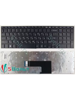 Клавиатура для ноутбука Sony Vaio Fit SVF1521 серии черная