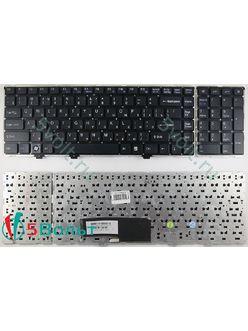 Клавиатура для ноутбука Sony Vaio VGN-AW серии черная