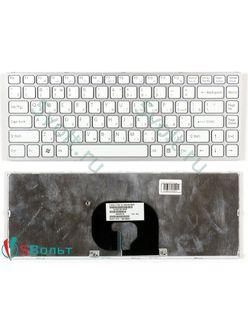 Клавиатура для ноутбука Sony PCG-51412M белая