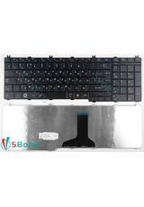 Клавиатура для Toshiba L655, L655D черная