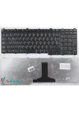 Клавиатура для Toshiba L350, L500, L550 черная