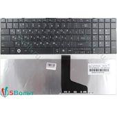 Клавиатура для Toshiba C50 черная